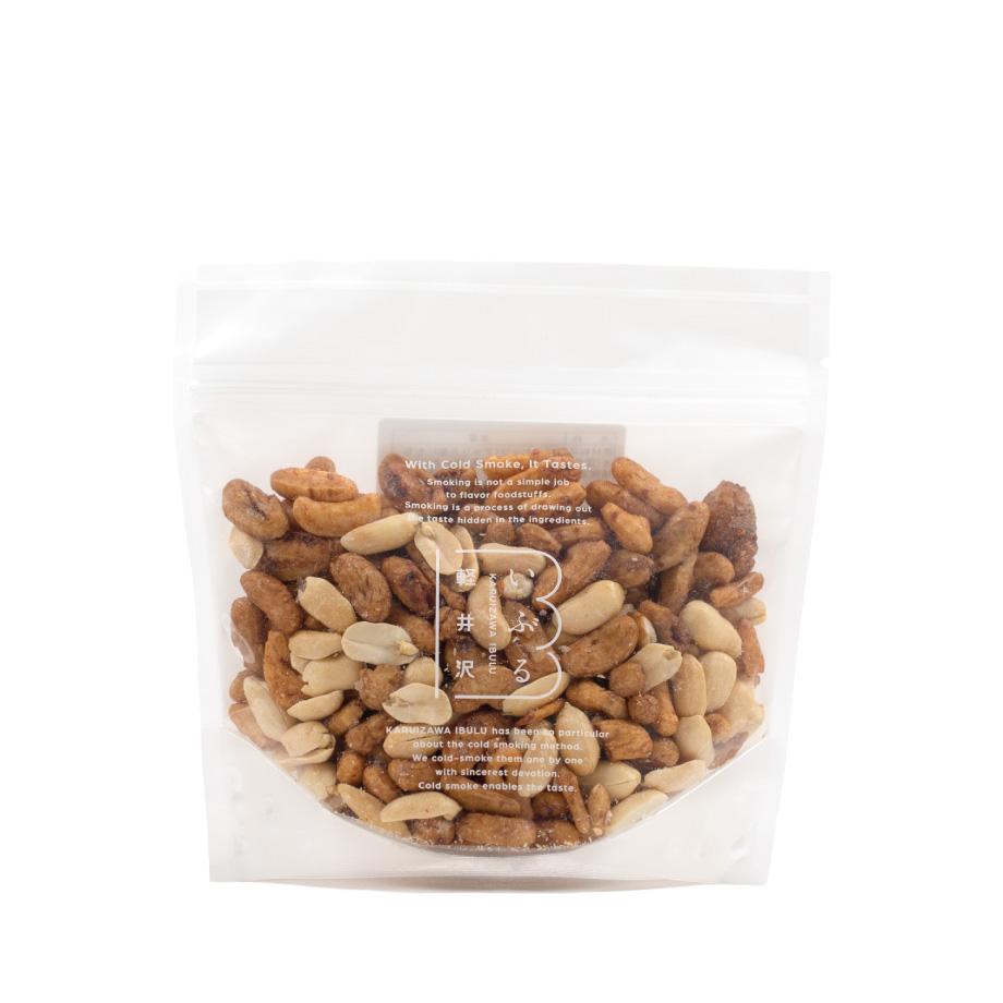 燻製ナッツ(柿の種)