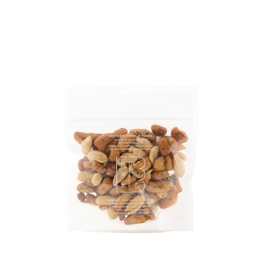 燻製ナッツ(柿の種)60g